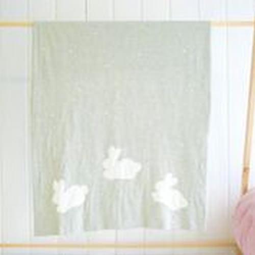 Alimrose bunny blanket | Sweet Arrivals Baby Hampers