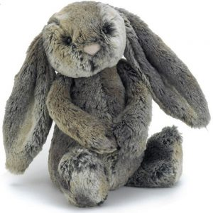 Jellycat cottontail bashful bunny medium | Sweet Arrivals baby hampers