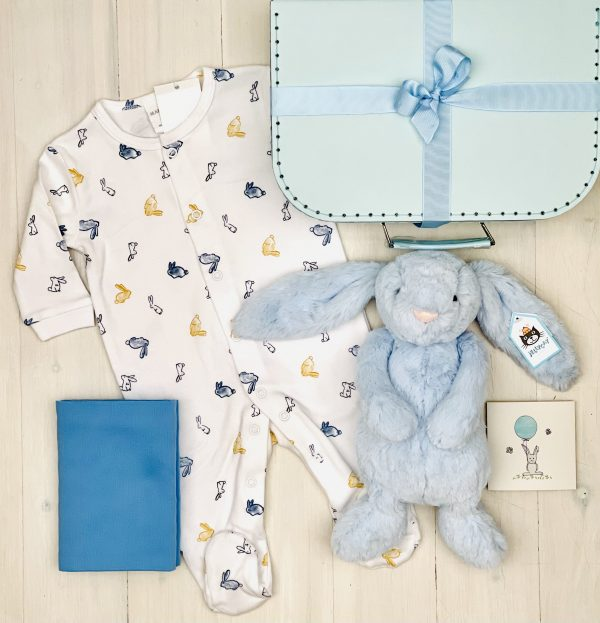 Sweet Arrivals Bunny Baby Hamper