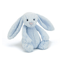 Jellycat Bashful Medium Bunny - Blue