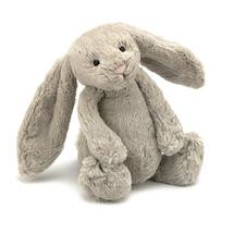 Jellycat Bashful Medium Bunny -Beige | Sweet Arrivals Baby Hampers