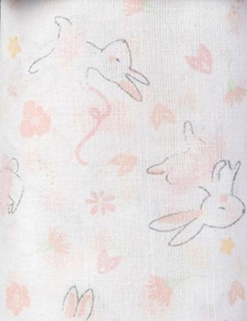little linen bunny wrap | Sweet Arrivals baby hampers