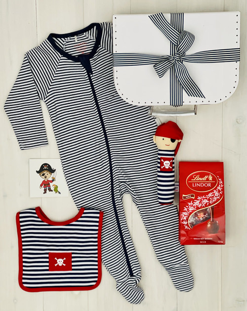 Ahoy Little Pirate | Sweet Arrivals Baby hampers