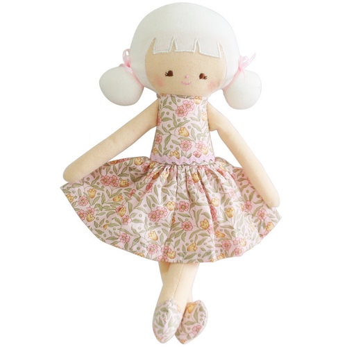 Alimrose Audrey blossom lily doll