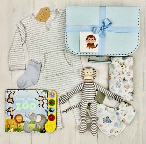 Cheeky Monkey   Sweet Arrivals baby hampers