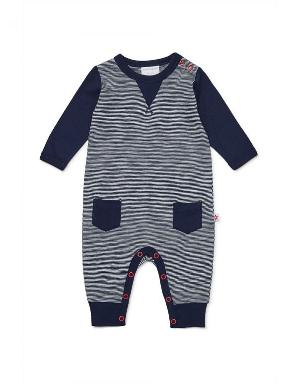 Marquise footless studsuit | Sweet Arrivals baby hampers