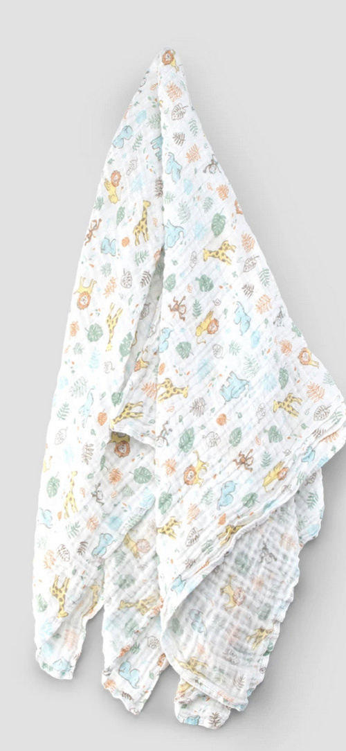 Little Linen wrap   Sweet Arrivals baby hampers