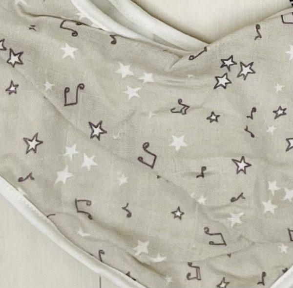 The Little Linen bandana bib | Sweet Arrivals baby hampers
