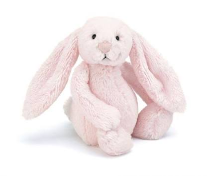 Bashful Bunny Deluxe Pink - FREE SHIPPING