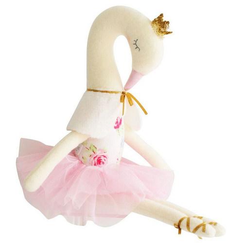 Alimrose swan | Sweet Arrivals baby hampers