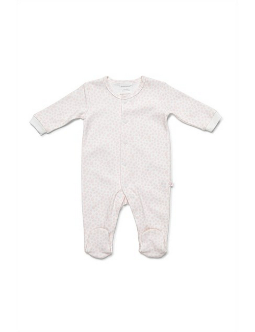 Marquise pink dots stud suit   Sweet Arrivals baby hampers