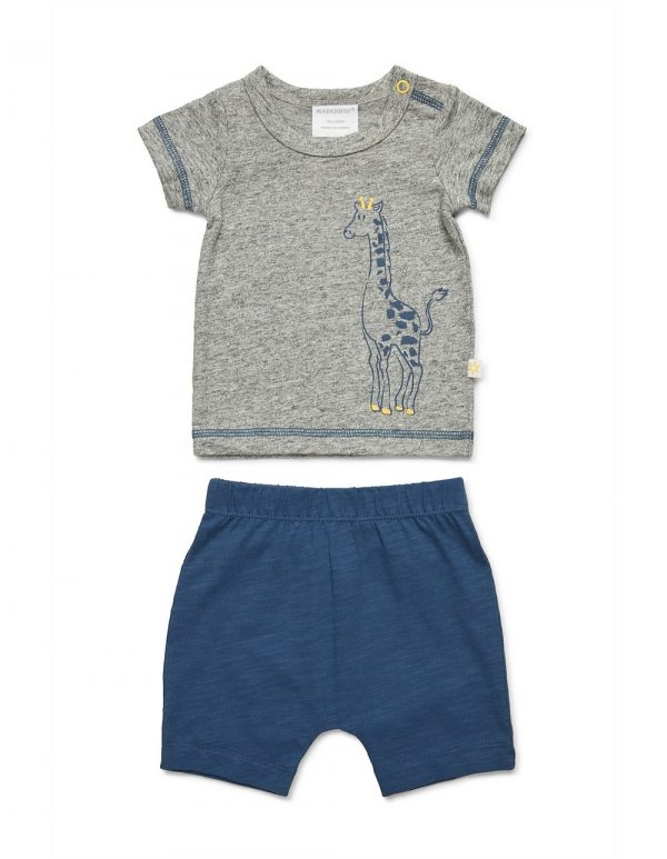Marquise top and shorts   Sweet Arrivals baby hampers