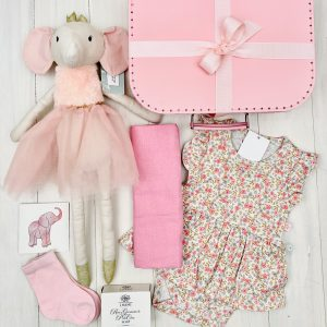 Minnie Elephant | Sweet Arrivals baby hampers