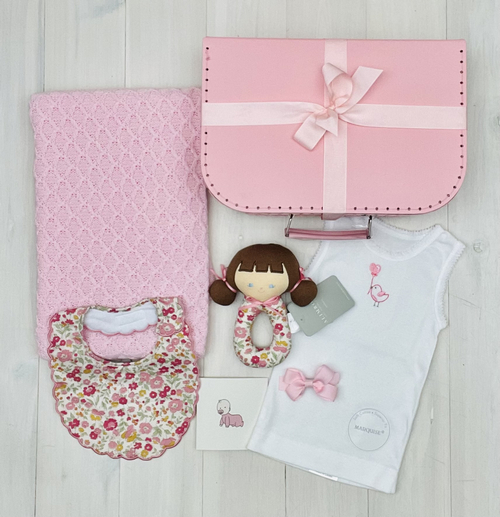 Floral Friend   Sweet Arrivals baby hampers