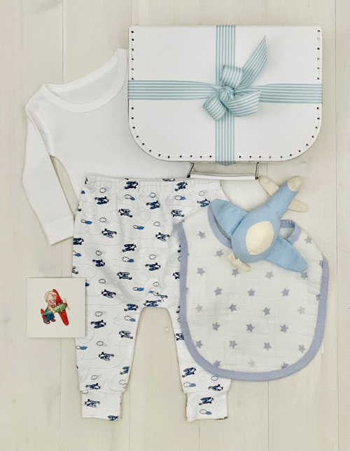 Fly High   Sweet Arrivals baby hampers