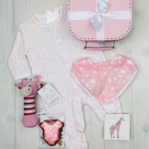 Short Giraffe | Sweet Arrivals baby hampers