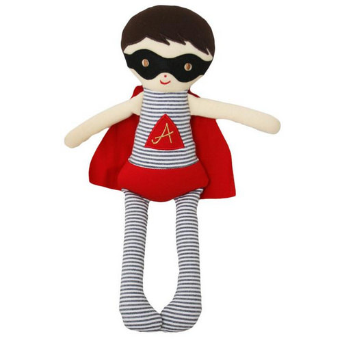 Alimrose Super Hero Doll   Sweet Arrivals Baby Hampers