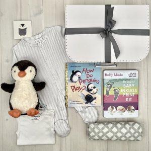 Penguin Peep   Sweet Arrivals baby hampers