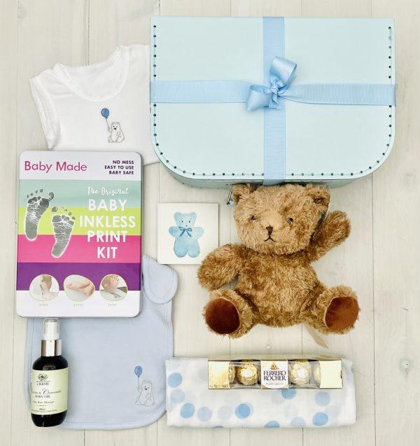 Teddy Love   Sweet Arrivals baby hampers