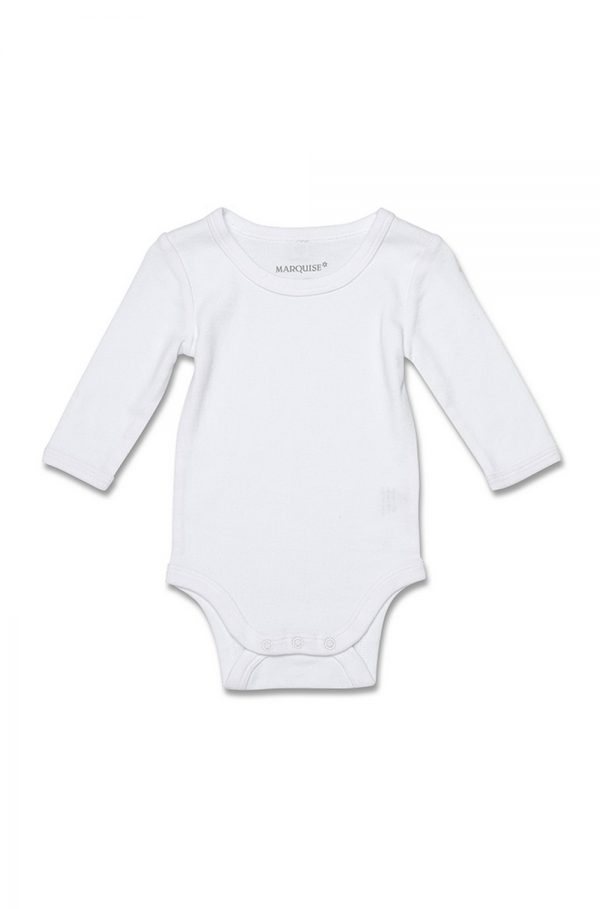 Marquise white bodysuit | Sweet Arrivals baby hampers