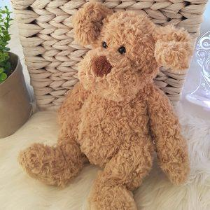 Red Bay Republic puppy | Sweet Arrivals baby hampers