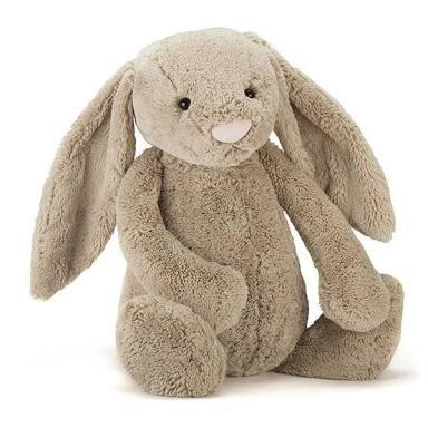 JellyCat Bunny Beige   Sweet Arrivals Baby hampers