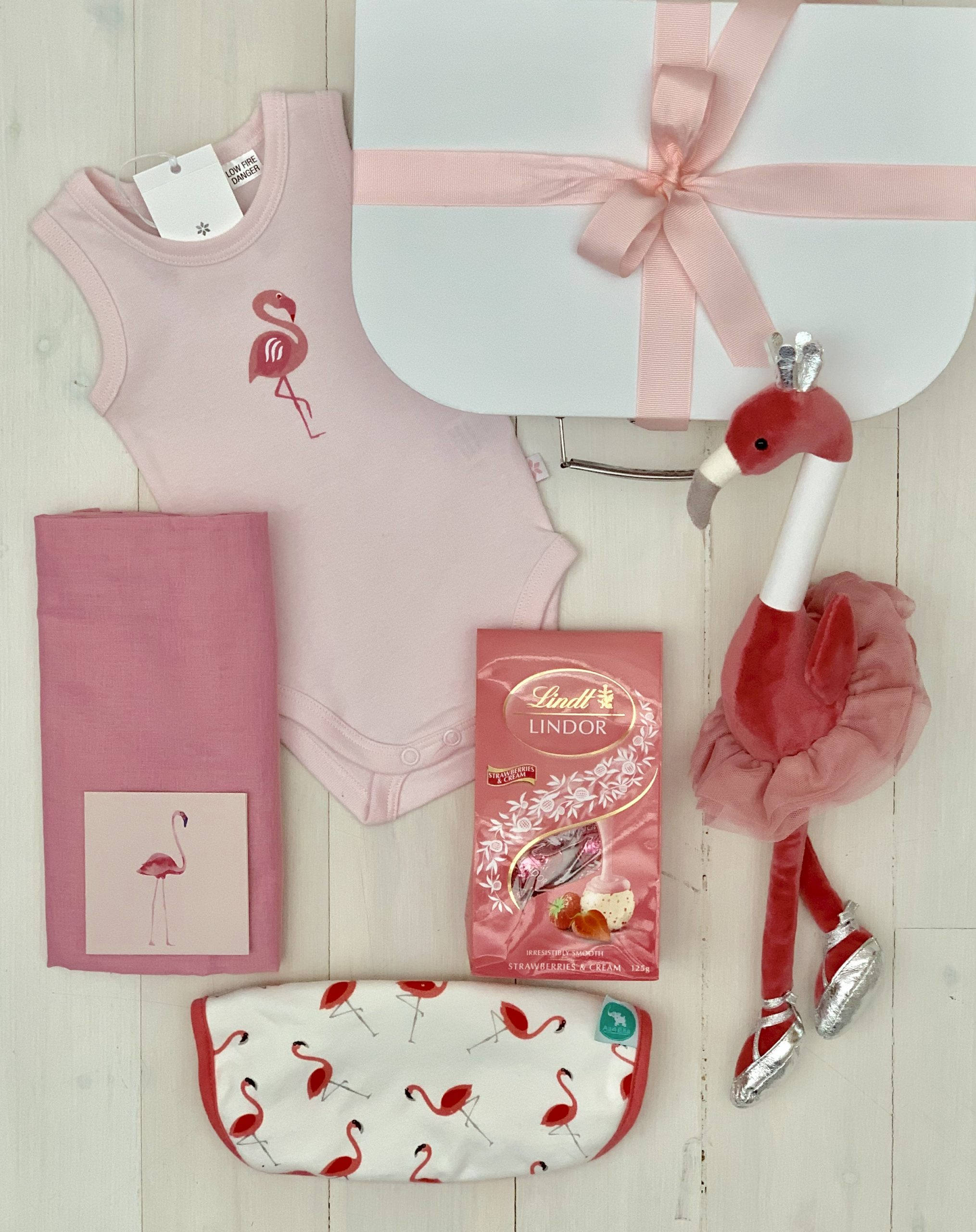 Pink Flamingo - FREE SHIPPING