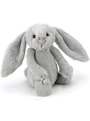 Jellycat small silver | Sweet arrivals baby hampers
