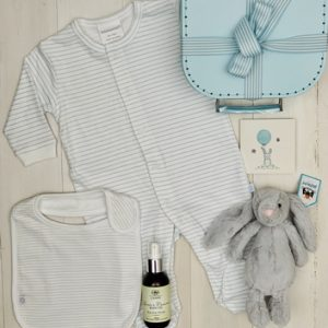 Welcome sweet baby boy hamper | Sweet Arrivals