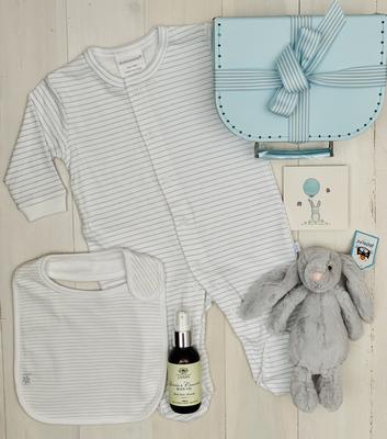 Welcome sweet baby boy hamper | Sweet Arrivals