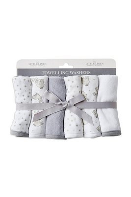 Bunny Washer 6 Pack