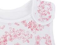 Japanese Blossom Bib