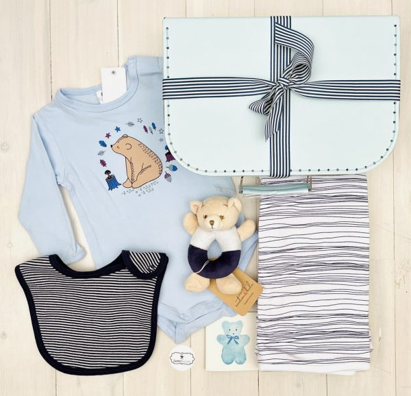 Fun with teddy | sweet arrivals baby hampers