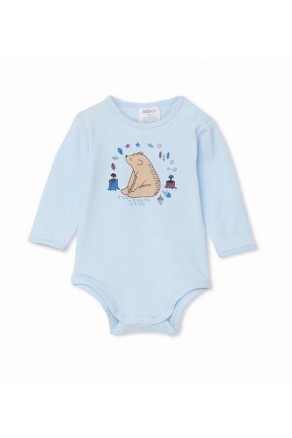Milky bear bubby suit | Sweet Arrivals baby hampers