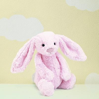 Jellycat Bashful  Medium Bunny- Pink