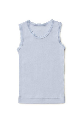 Marquise Blue singlet | Sweet Arrivals baby hampers