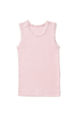 Marquise pink singlet | Sweet Arrivals baby hampers