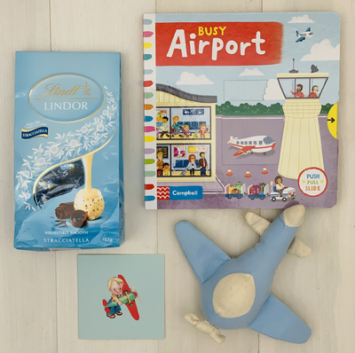 Busy Airport Gift Pack - FREE SHIPPING