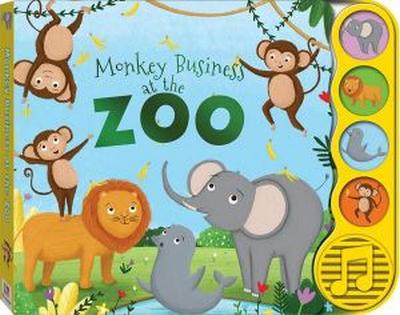 Monkey Zoo - FREE SHIPPING
