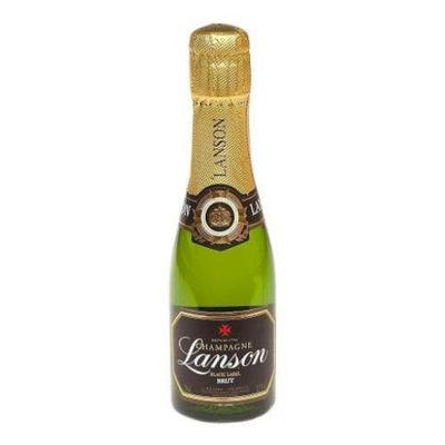 Lanson Black Label Champagne Mini