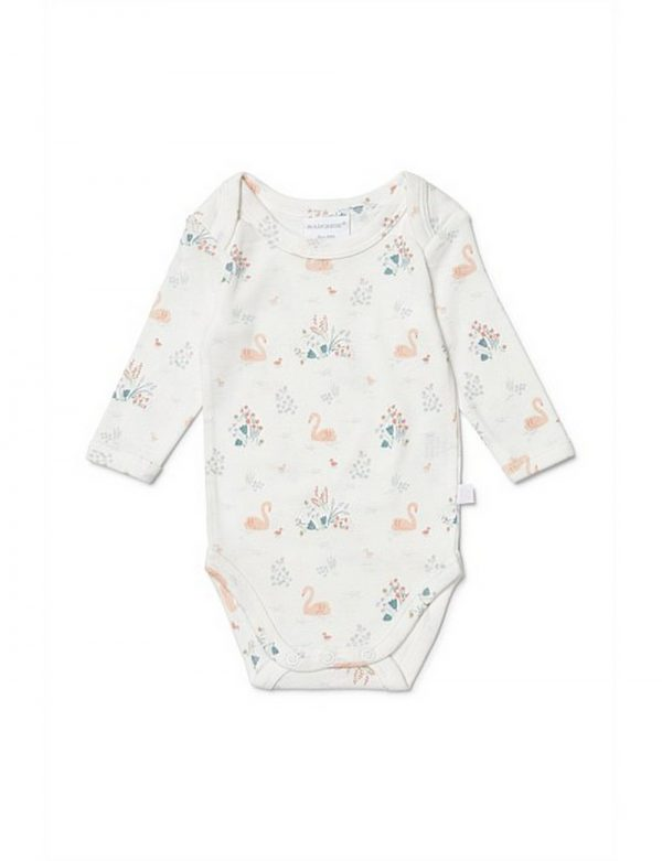 Marquise swan bodysuit | Sweet Arrivals baby hampers