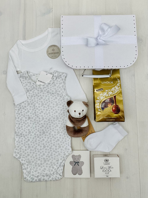 Welcome Little One | Sweet Arrivals Baby Hampers