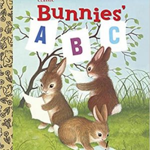 "A Little Golden Book; ""Bunnies ABC"""