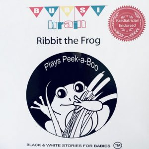 Ribbit the Frog - Bubsi Brain