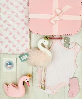 Pink Swan - FREE SHIPPING