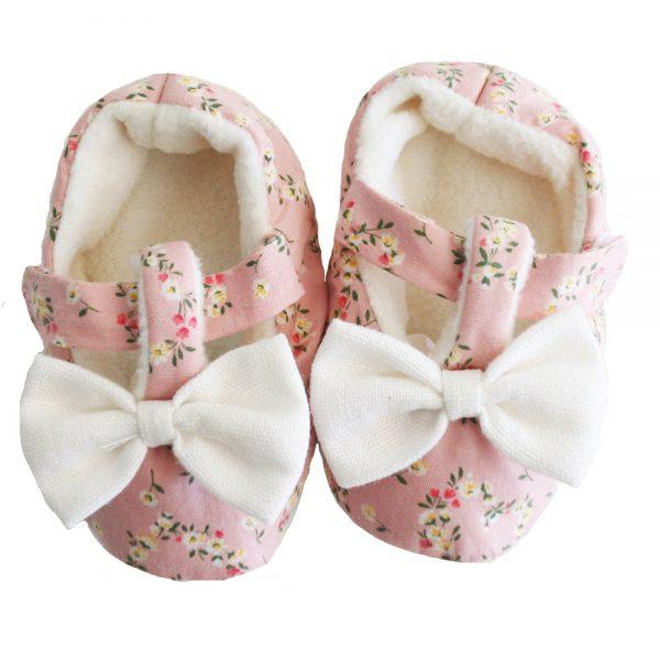 Alimrose booties | Sweet Arrivals baby hampers