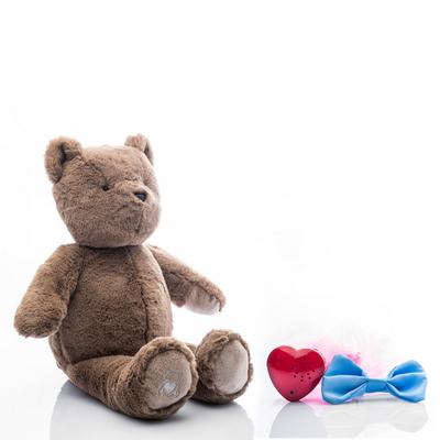 Baby Beats Plush Bear Teddy - FREE SHIPPING