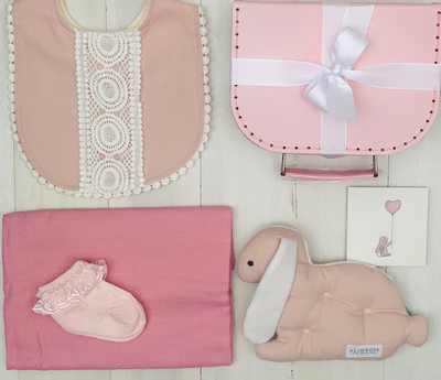 Comfort Bunny Pink -  FREE SHIPPING