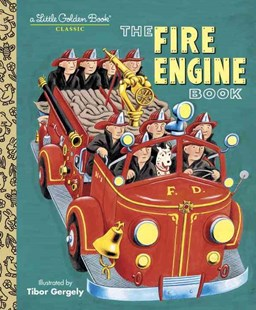 "A Little Golden Book; ""The Fire Engine Book"""