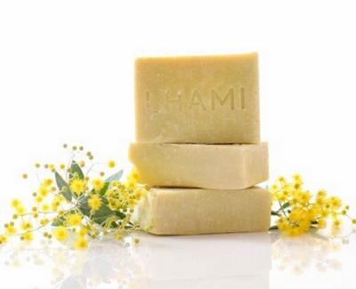 LHAMI Lemon Myrtle & Olive Oil Soap